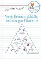 Atome Moleküle Stoffe Elemente Verbindungen Gemische Trimino Einfach