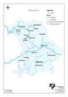 Bayern arbeitsblatt karte Kostenlose Arbeitsblätter