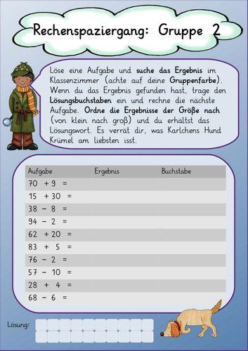 Mathe Spiele Klasse 2