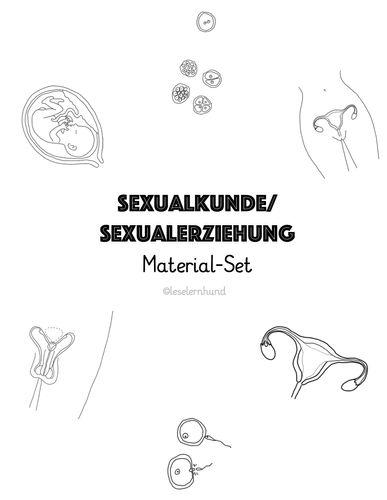 6 arbeitsblätter sexualkunde klasse Sexualkunde Arbeitsblätter