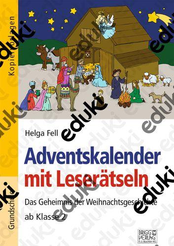 Pdf teile adventskalender 24 geschichte Adventskalender ohne