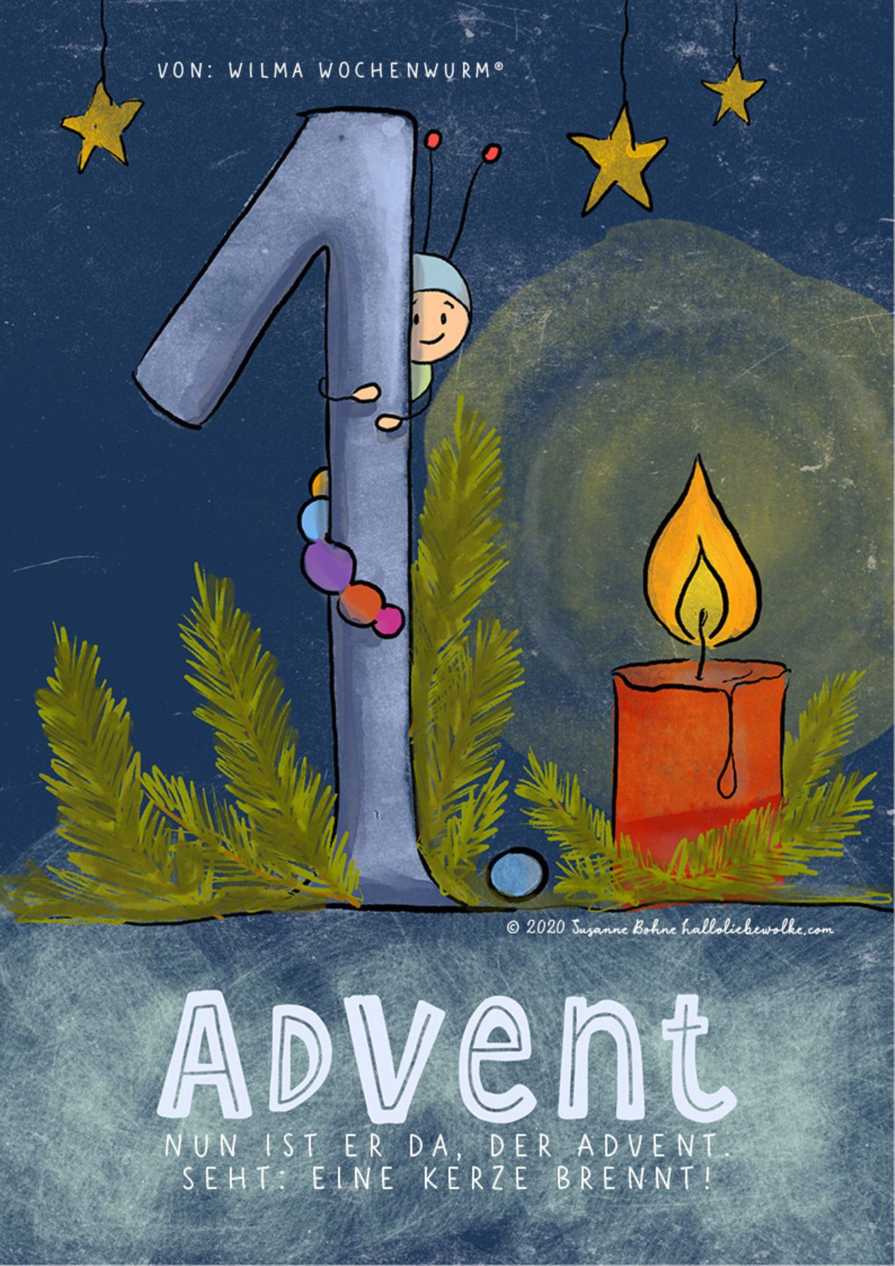 Ausmalbilder Advent Malvorlagen An Weihnachten Von Wilma Wochenwurm Unterrichtsmaterial In Den Fachern Fachubergreifendes Kunst